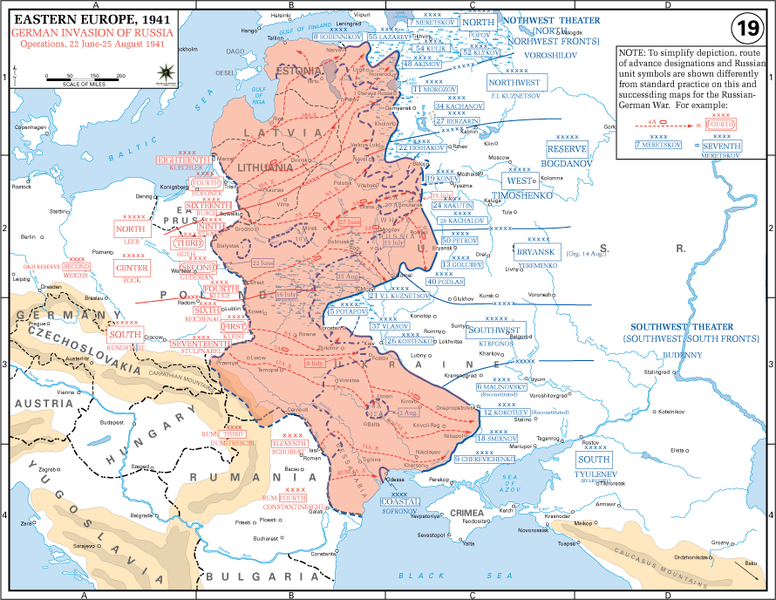 Operation Barbarossa – Key Facts & Information